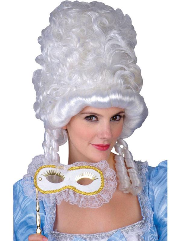 Adult Ladies Masquerade Beauty Blonde Wig