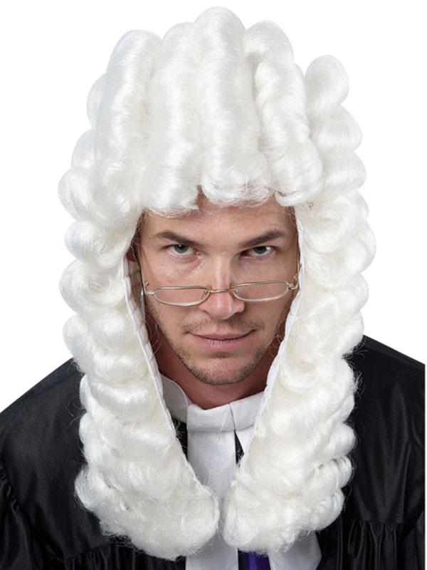 Adult Judge Wig