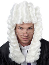 Adult Judge Wig