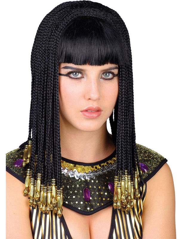 Adult Queen Cleopatra Wig