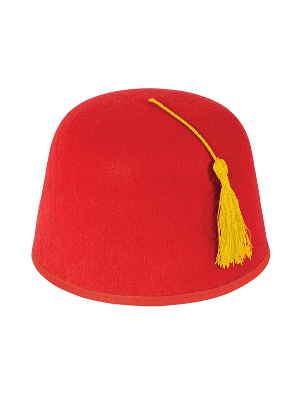 Morroccan Fez Hat