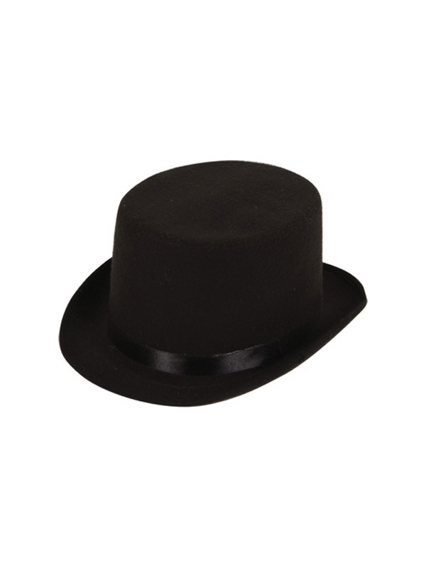 Indestructable Top Hat (Black)