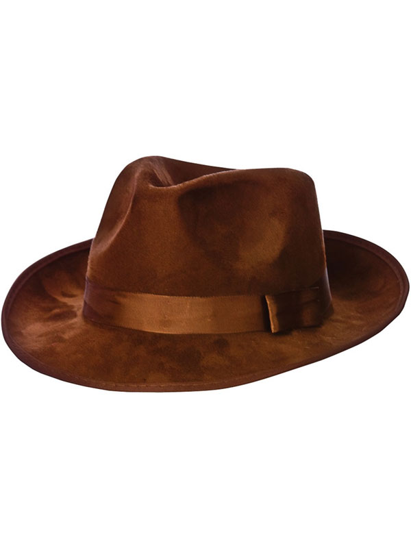 Top Quality Suede Fedora Hat
