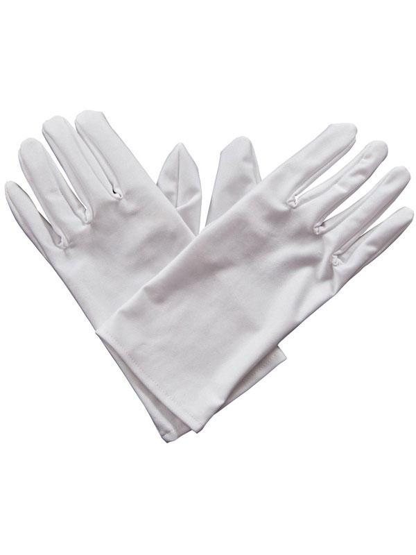 Gents Gloves White