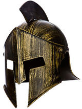Adult Mens Gladiator Spartan Helmet