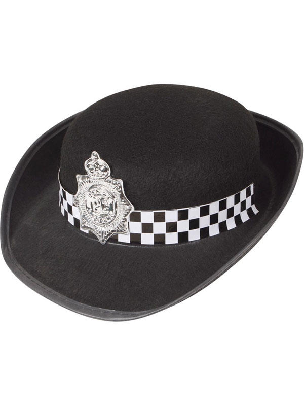Adult Ladies WPC Policewoman Hat Thumbnail 2