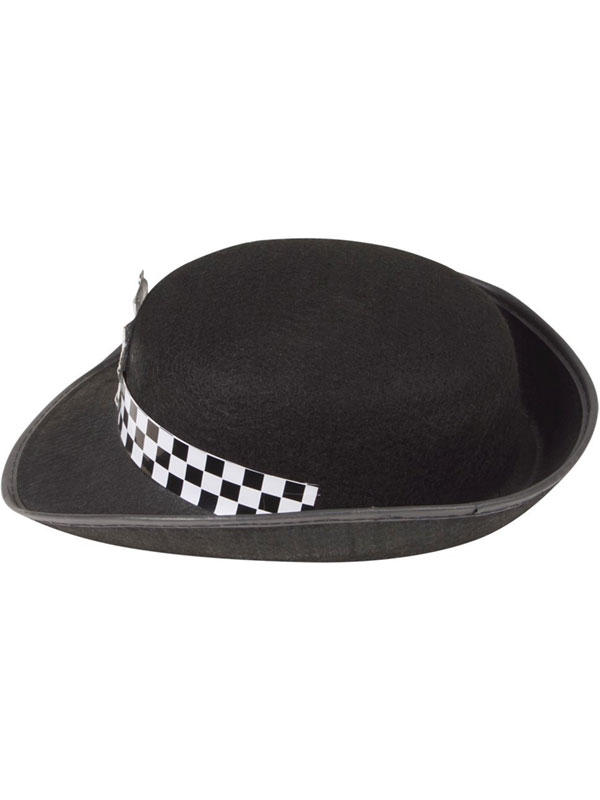 Adult Ladies WPC Policewoman Hat Thumbnail 3