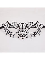 Metal Pretty Eye Mask (Matt Black)