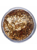 12ml Glitter Gel (Red Gold) - Snazaroo