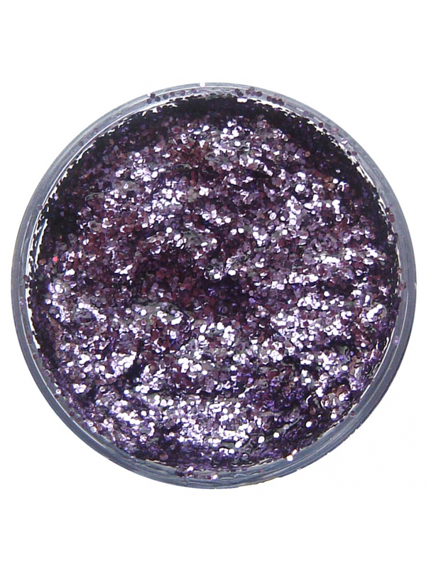 12ml Glitter Gel (Lavender) - Snazaroo