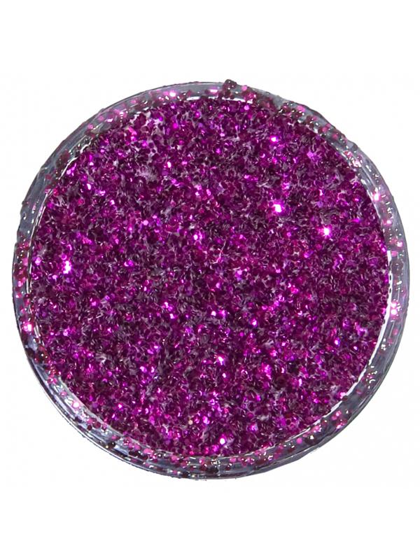 12ml Glitter Dust (Fuchsia Pink) - Snazaroo