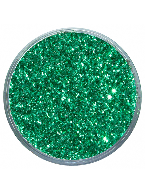 12ml Glitter Dust (Bright Green) - Snazaroo