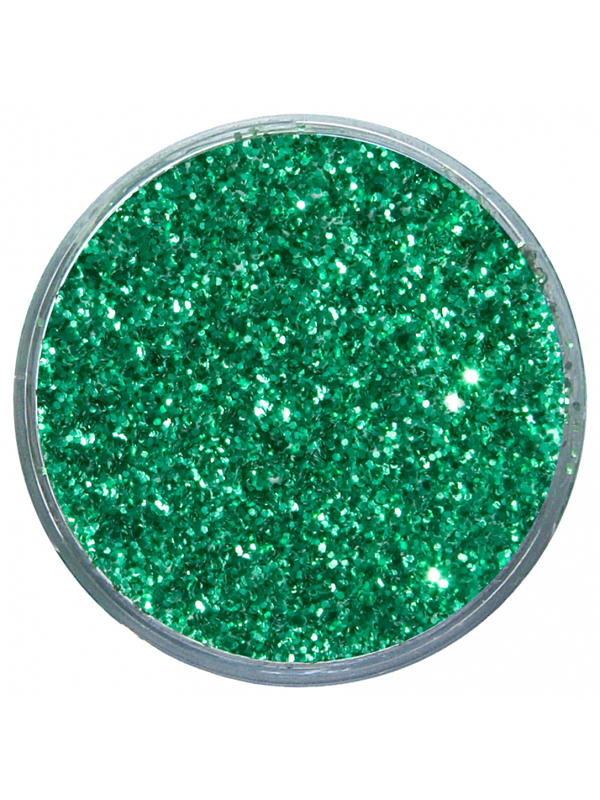 12ml Glitter Dust (Bright Green) - Snazaroo