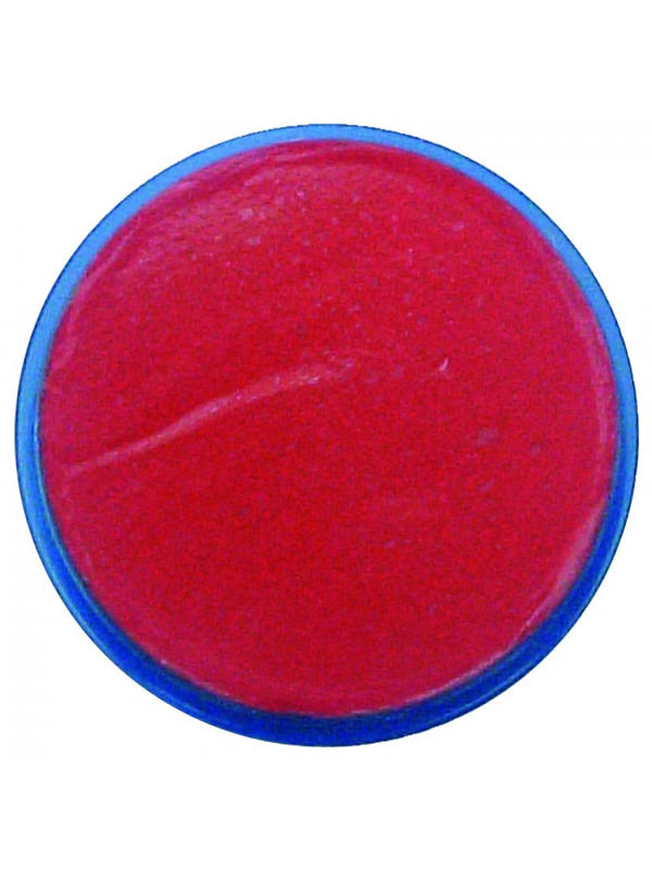 Classic 18ml Face & Body Paint (Bright Red) - Snazaroo