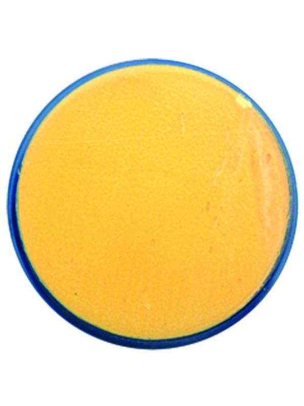 Classic 18ml Face & Body Paint (Bright Yellow) - Snazaroo