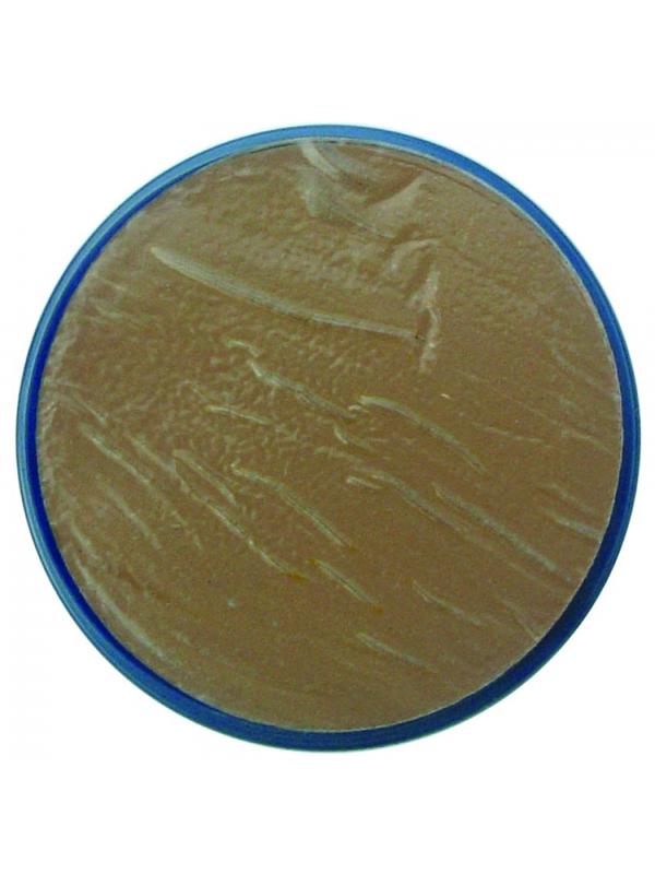 Classic 18ml Face & Body Paint (Beige Brown) - Snazaroo
