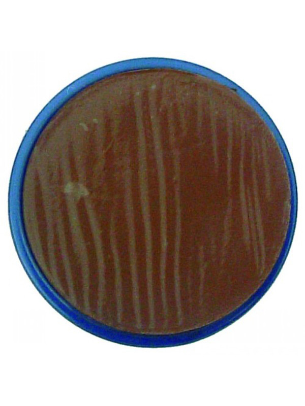 Classic 18ml Face & Body Paint (Light Brown) - Snazaroo
