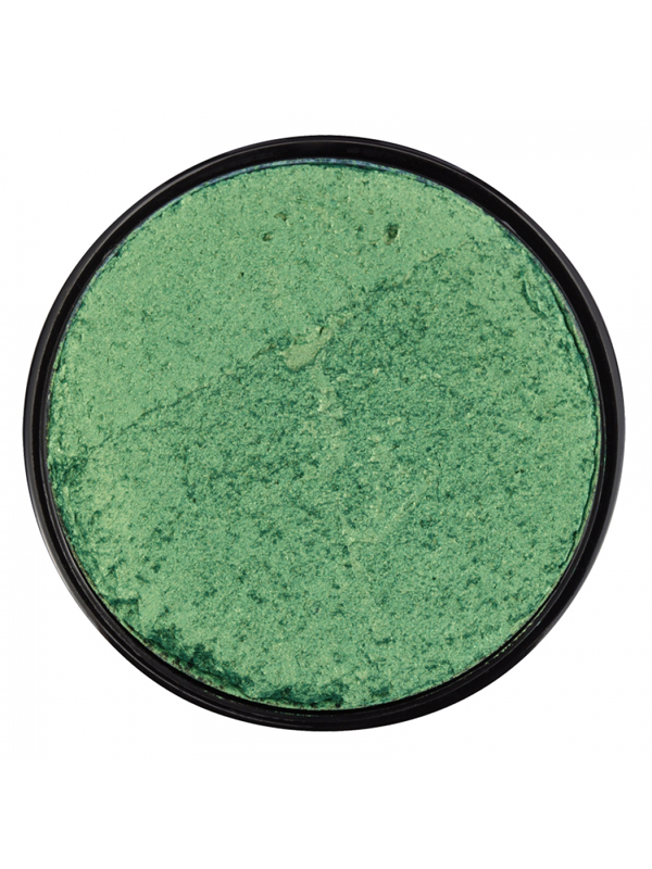 Metallic 18ml Face & Body Paint (Electric Green) - Snazaroo