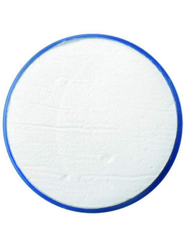 75ml Face & Body Paint Pot (White) - Snazaroo