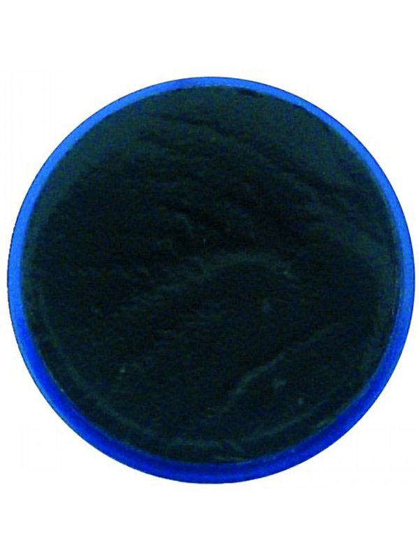 75ml Face & Body Paint Pot (Black) - Snazaroo