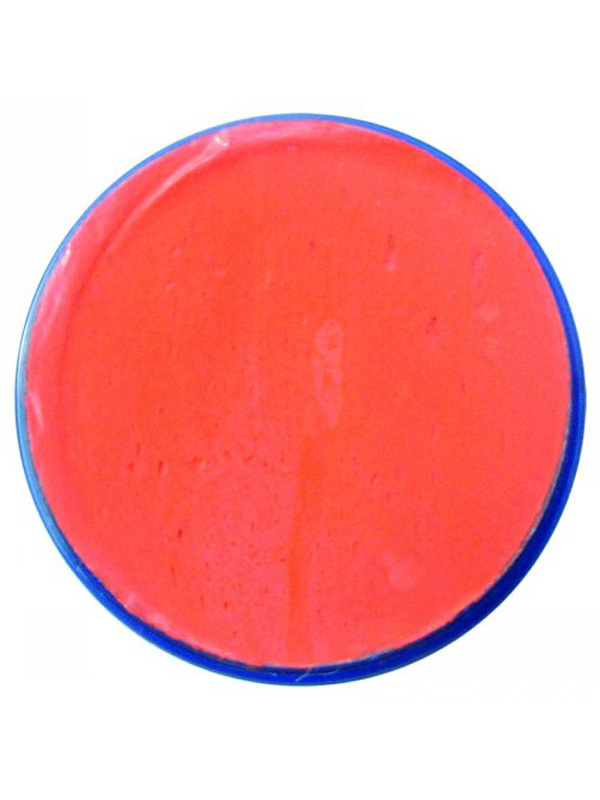 75ml Face & Body Paint Pot (Orange) - Snazaroo