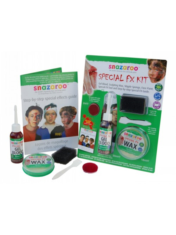 Special FX Face & Body Paint Kit - Snazaroo