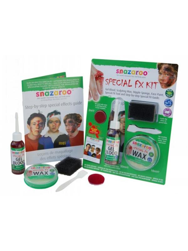 Special FX Face & Body Paint Kit - Snazaroo