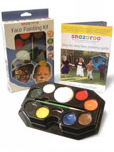 Face Painting Kit Face & Body Paint (Boys) - Snazaroo