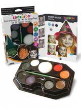 Face Painting Kit Face & Body Paint (Halloween) - Snazaroo