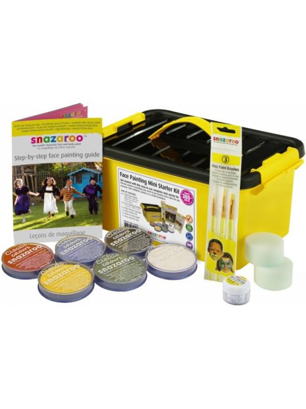 Mini Starter Face Paint Kit - Snazaroo