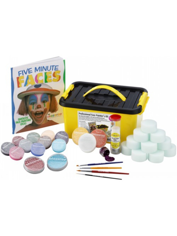 Professional Face Painters Kit - Snazaroo