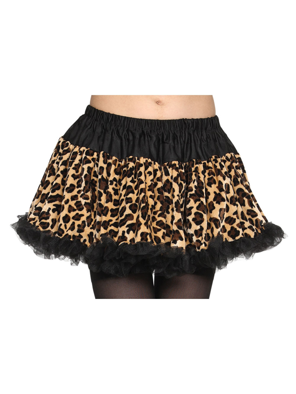 Adult Leopard Tutu (One Size Only)
