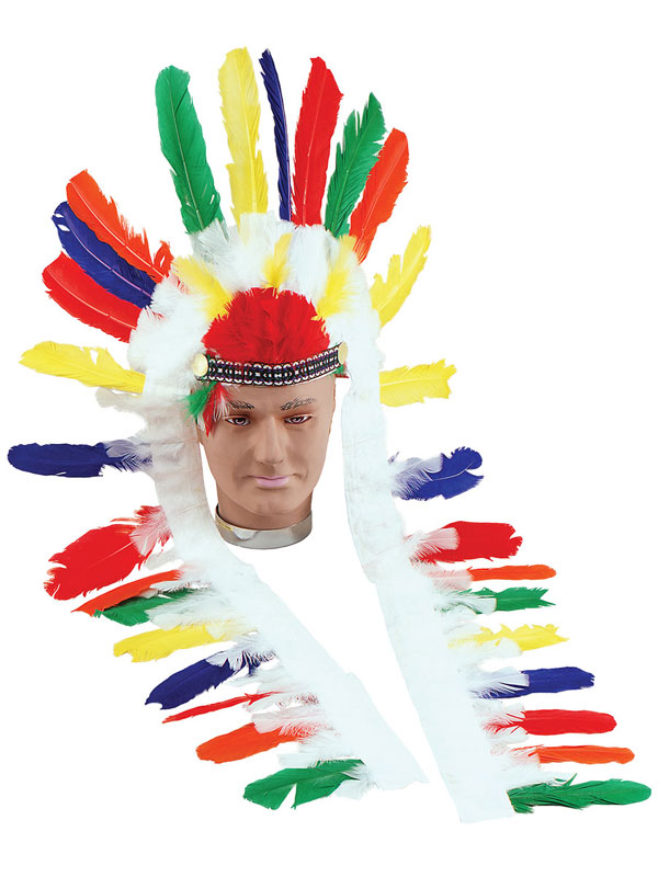 Adult Indian Headdress Multi