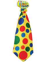 Clown Tie Long