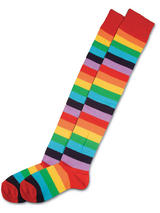 Clown Socks Multi Coloured