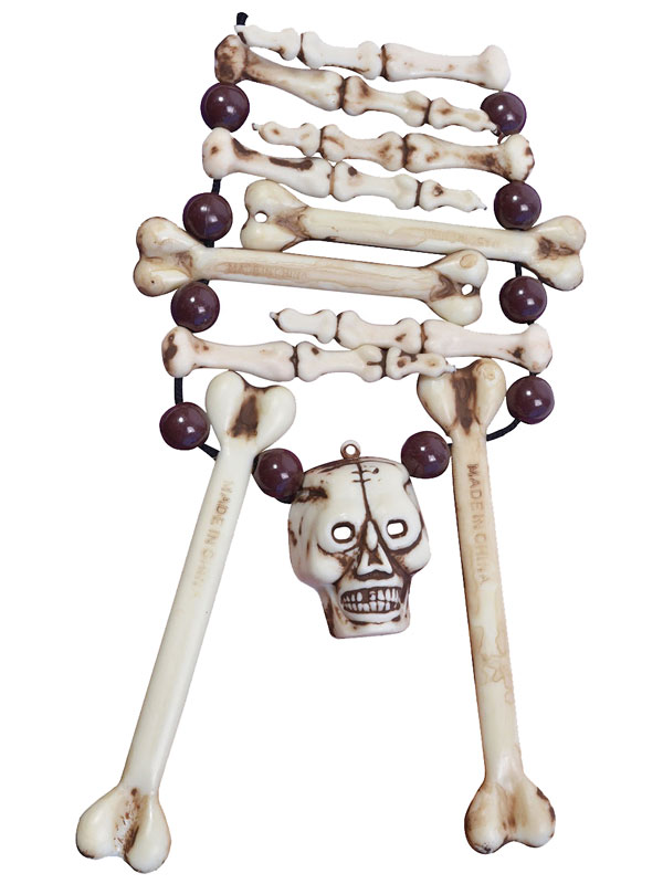 Skeleton Bone Necklace