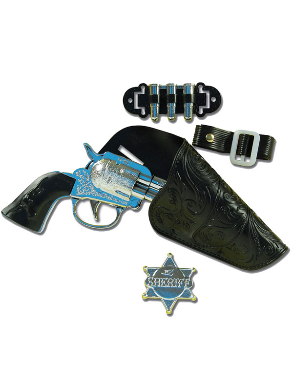 Cowboy Gun Set (Single)