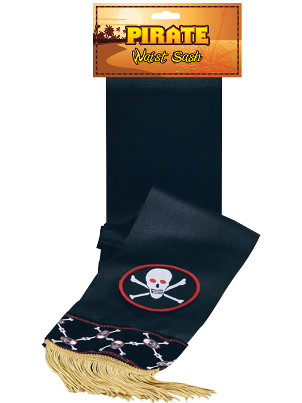 Pirate Waist Sash Deluxe