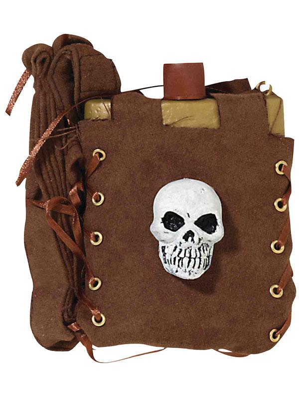 Pirate Hip Flask