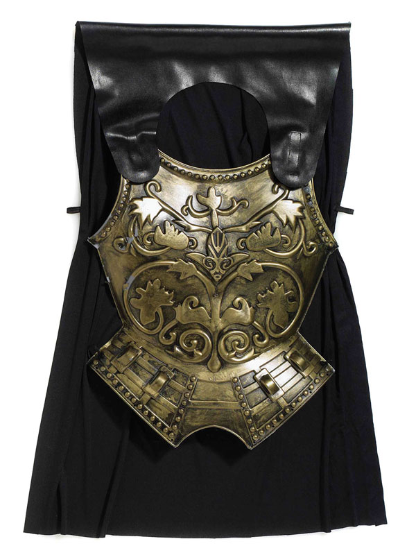 Roman Chest Plate With Cape