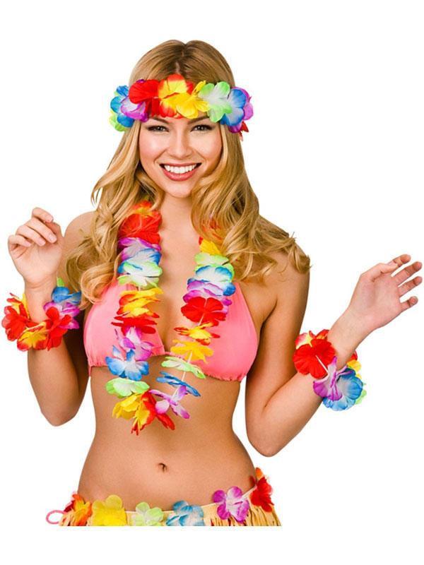 Aloha Hawaiian Set