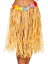 Hula Skirt (Natural)