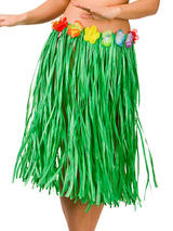 Hula Skirt (Green)