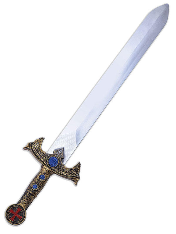 Crusader Sword (Wood Effect)