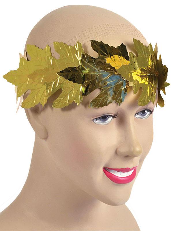 Roman Laurels Gold Leaf