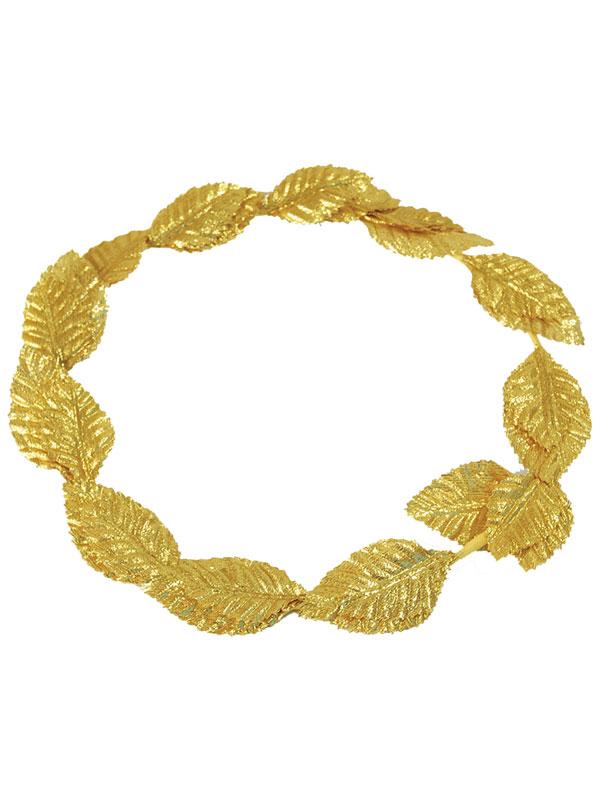 Roman Laurels Gold Deluxe