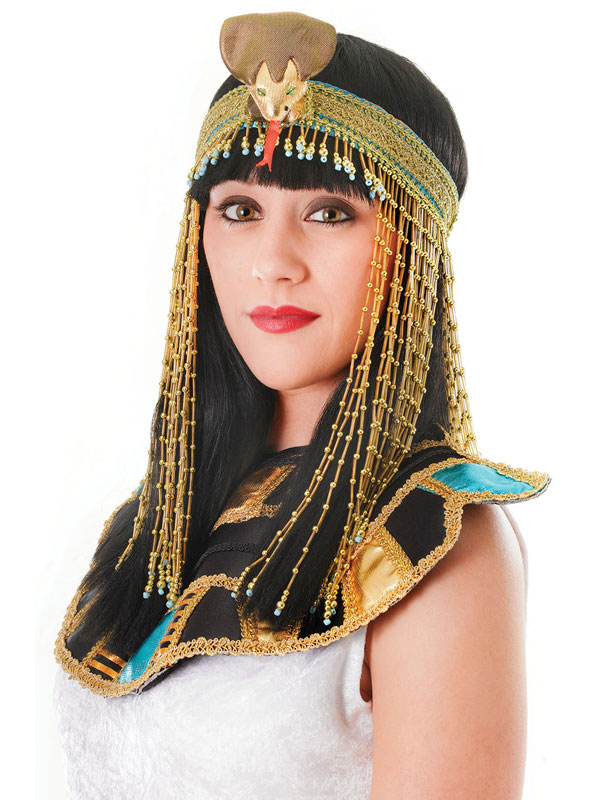 Asp Beaded Headpiece