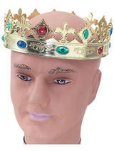Adult Mens Regal Crown