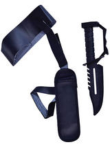 Ankle Holster + Knife