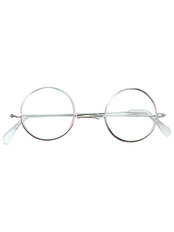 Granny Specs Round Iron Glasses